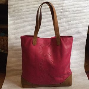 Boden  leather tote
